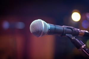 Dynamisches Mikrofon Test