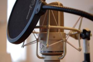 Gesang aufnehmen im Homestudio